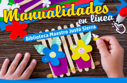 Tarjeta española: Manualidades en línea