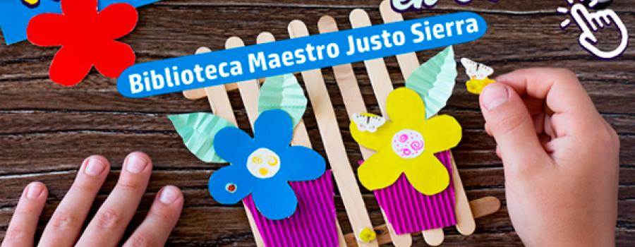 Maceta de plástico: Manualidades en línea