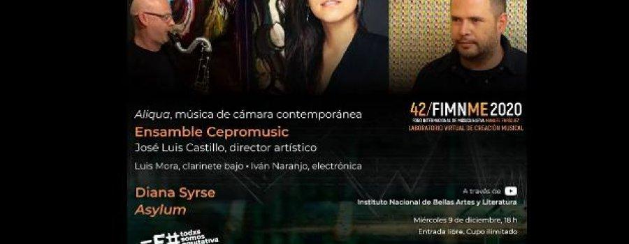 Luis Mora e Iván Naranjo / Diana Syrse / (Asylum)