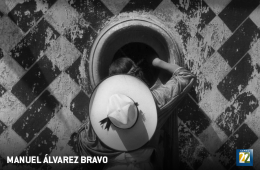 Manuel Álvarez Bravo, poeta de la imagen