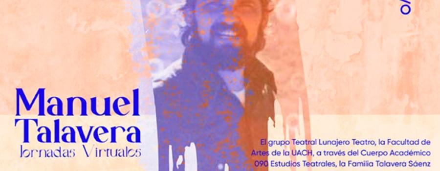 Manuel Talavera en la Existencia cotidiana, ponencia: Jornadas virtuales