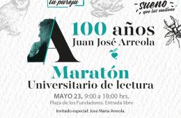 XII Maratón universitario de lectura