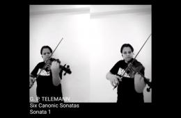 María Geraci, Sonata número 1