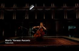 Vanessa Ascanio, Suite número 1 para cello