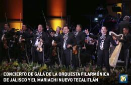 Concierto de Gala de la Orquesta Filarmónica de Jalisco ...