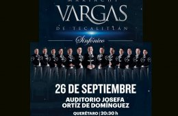 Symphonic Mariachi Vargas from Tecatitlán