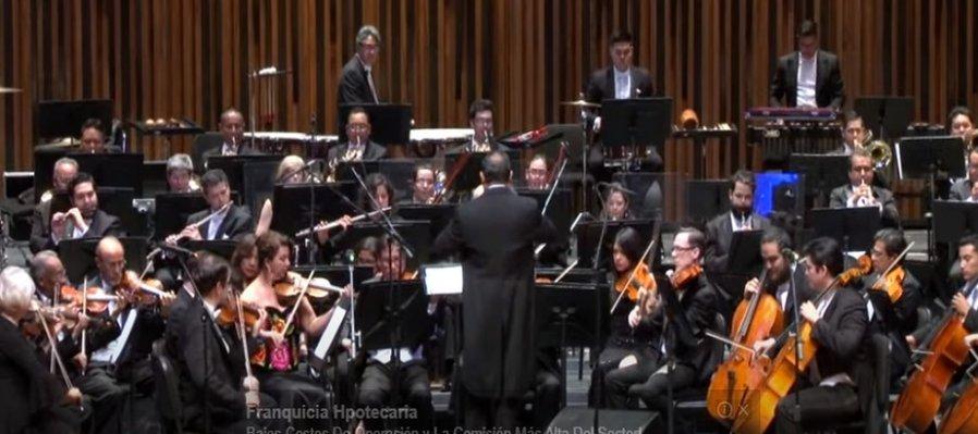 Orquesta Sinfónica Nacional: Mariachi sinfónico