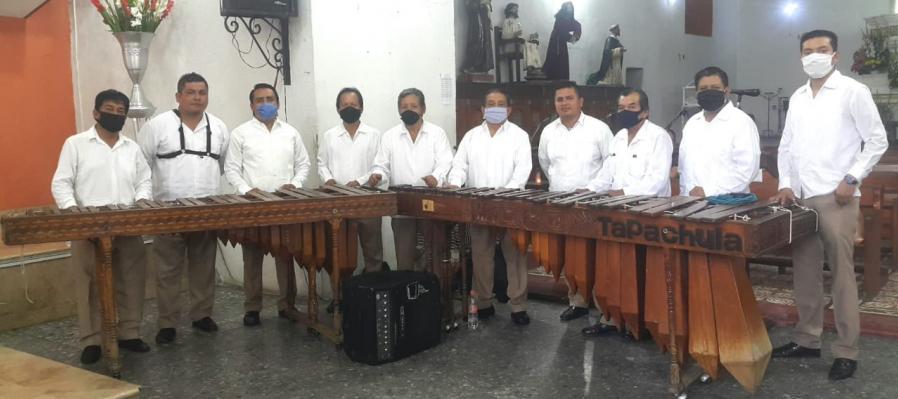 Marimba Municipal de Tapachula