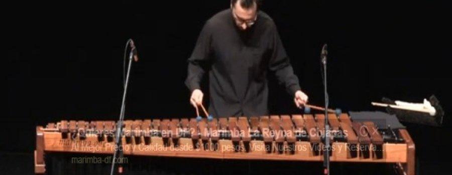 Marimba: De lo tradicional a los contemporáneos