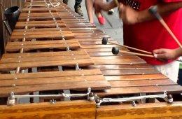 Historia de la marimba en el Soconusco