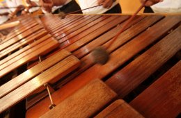 Children´s Marimba from the House of Culture of Jiquipil...