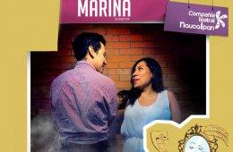 Marina... una mujer