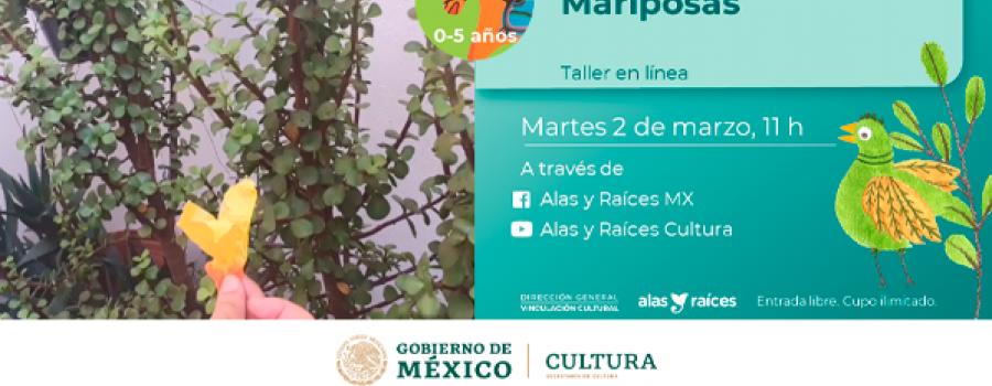 Mariposas (Taller)