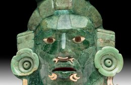 The Mask of Calakmul. Universe of Jade