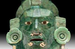 La Máscara de Calakmul. Universo de jade