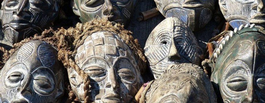 Máscaras, la otra cara de la vida