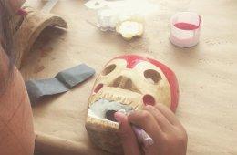 Elaboración de máscaras artesanales