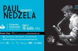 Master Class. Paul Nedzela
