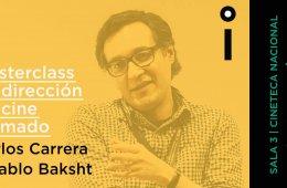 Master Class: Dirección de cine animado, por Carlos Carr...