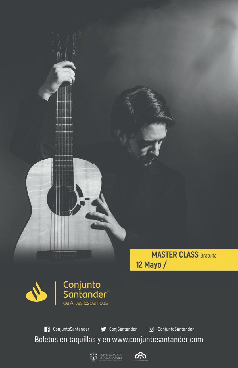 Master class con Davide Giovanni Tomasi