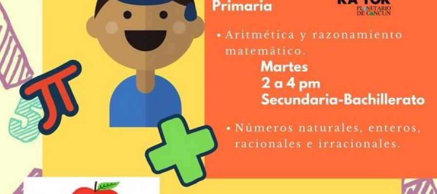 Regularización de Matemáticas