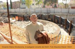 Eduardo Matos Moctezuma: El Proyecto Templo Mayor a 40 a�...