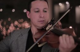 Mau Ocampo violín Bohemian Rhapsody