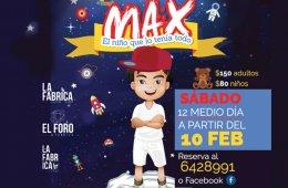 Max, el niño que lo tenía todo