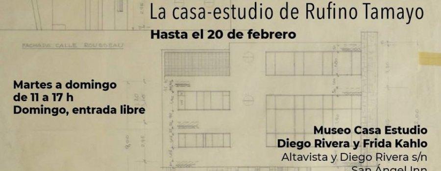 Max Cetto. La casa estudio de Rufino Tamayo