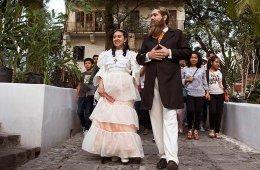 Visita Caracterizada de Maximiliano y Carlota
