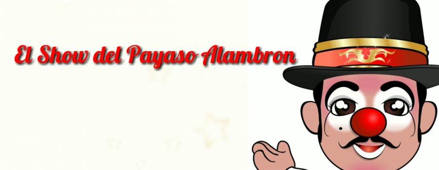 El show del payasito Alambrón