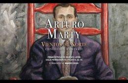 """Los gigantes de Arturo Marty en """"Vientos del Norte&q..."""