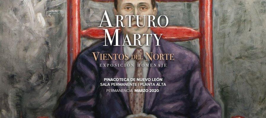 """Los gigantes de Arturo Marty en """"Vientos del Norte"""""""