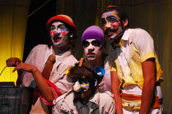 Miércoles de Teatro: Mente en Blanco