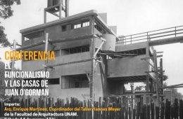 El funcionalismo y las casas de Juan O'Gorman