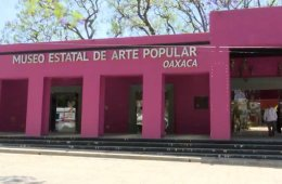 Video recorrido al Museo Estatal de Arte Popular de Oaxac...