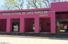 Video recorrido al Museo Estatal de Arte Popular de Oaxac...