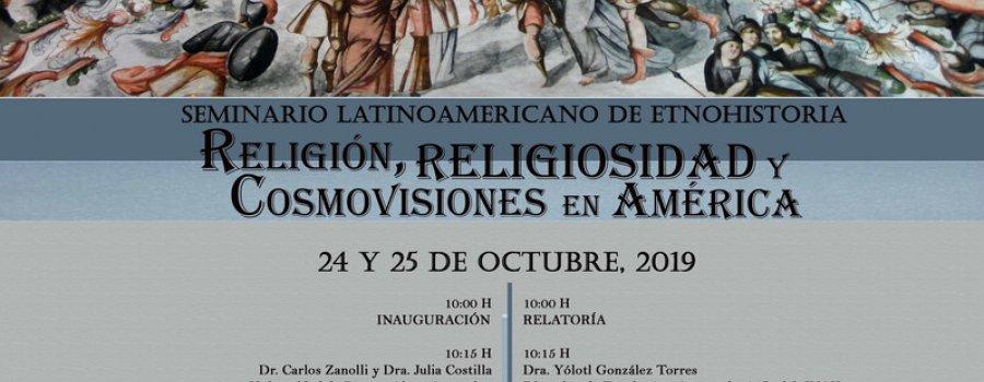 Latin American Seminar of Ethno-History