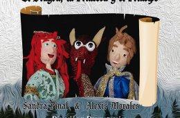Melania & Dalibor: El dragón, la princesa y el principe