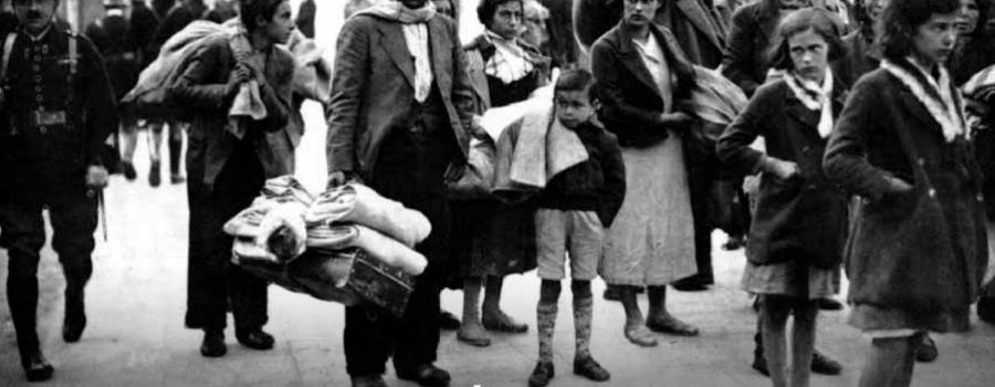 Memoria viva de ciertos días. Refugiados españoles en México
