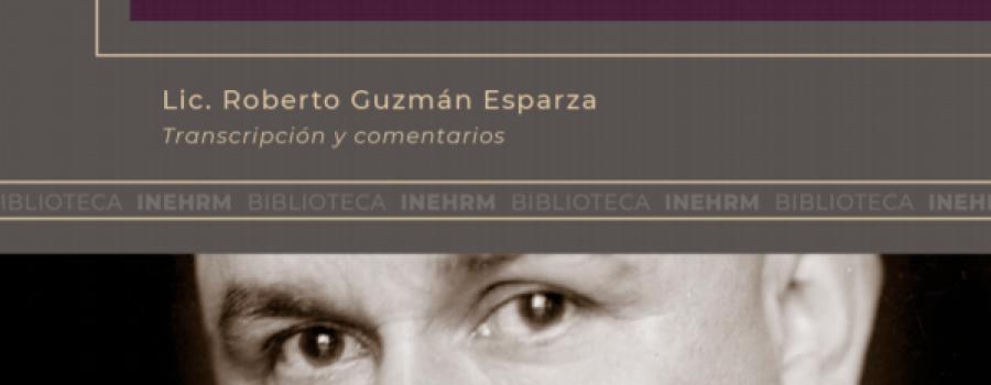 Memorias de Don Adolfo de la Huerta, según su propio dictado