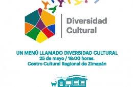 Un menú llamado Diversidad Cultural