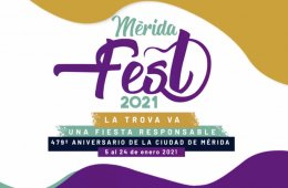 Alborada 479 aniversario de Mérida