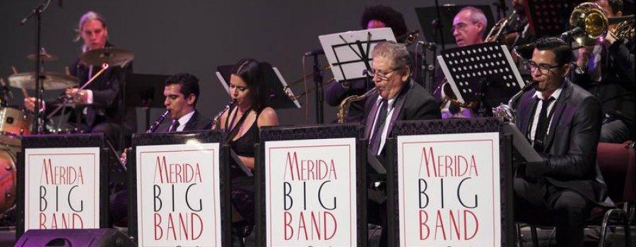 David Pastor & Mérida Big Band