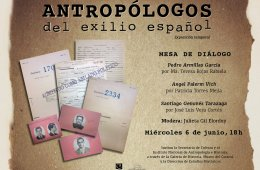 3rd Roundtable about Anthropologists of the Spanish Exile