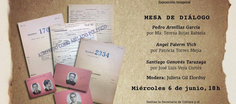 Tercera mesa de diálogo sobre los Antropólogos del Exilio Español