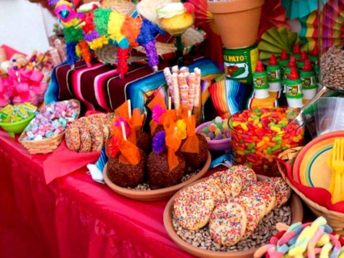 Postres tradicionales de la comida mexicana