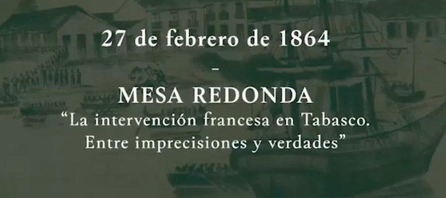Intervención Francesa en Tabasco: entre imprecisiones y verdades