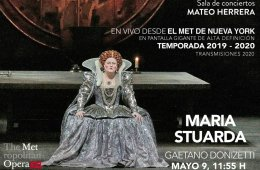 Ópera María Stuarda