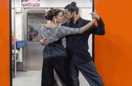 El tango de hoy. Ciudad de México